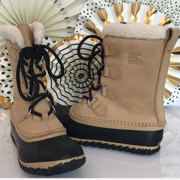 Sorel Caribou Slim Waterproof Boots